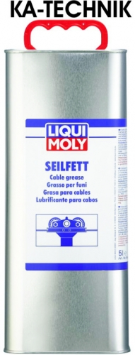 seilfett liqui moly 5 liter kanister karosserieschutz ka. Black Bedroom Furniture Sets. Home Design Ideas