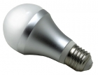 LED Lamp 6 Watt - E27 warm white Birne
